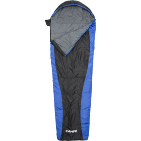 CAMPZ Trail Light Sac de couchage, black/blue